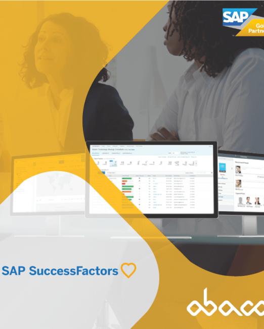 Software de Gestão de Recursos Humanos (RH) SAP SuccessFactors - Ábaco Consulting