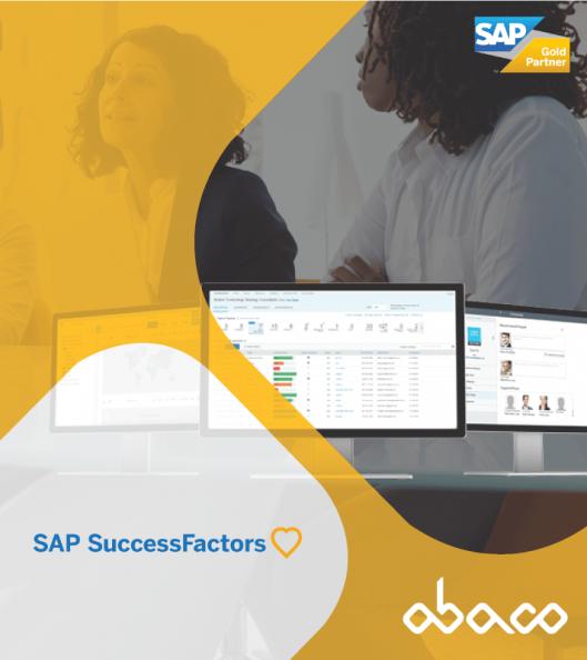 Software de Gestão de Recursos Humanos RH SAP SuccessFactors Ábaco Consulting