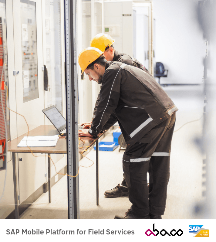 SAP Mobile Platform for Field Services