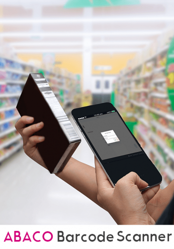 fiori-app-barcode-scanner