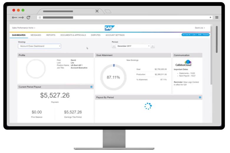 sap sales cloud gestão vendas