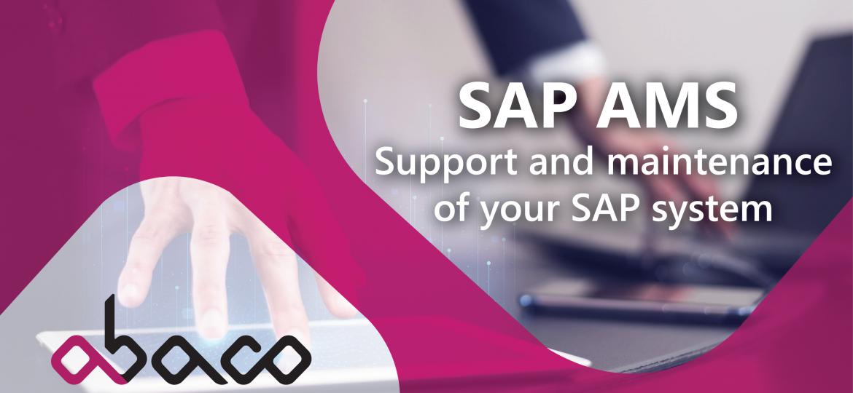 O que é o SAP AMS – Application management Service?