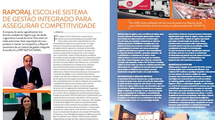 Business IT – Raporal escolhe sistema de gestão integrado para assegurar competitividade