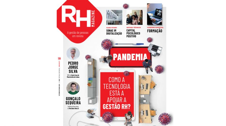 RH Magazine – Como a tecnologia está a apoiar a gestão de RH?