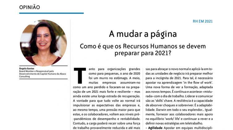 Human – Como e que os Recursos Humanos se devem preparar para 2021?